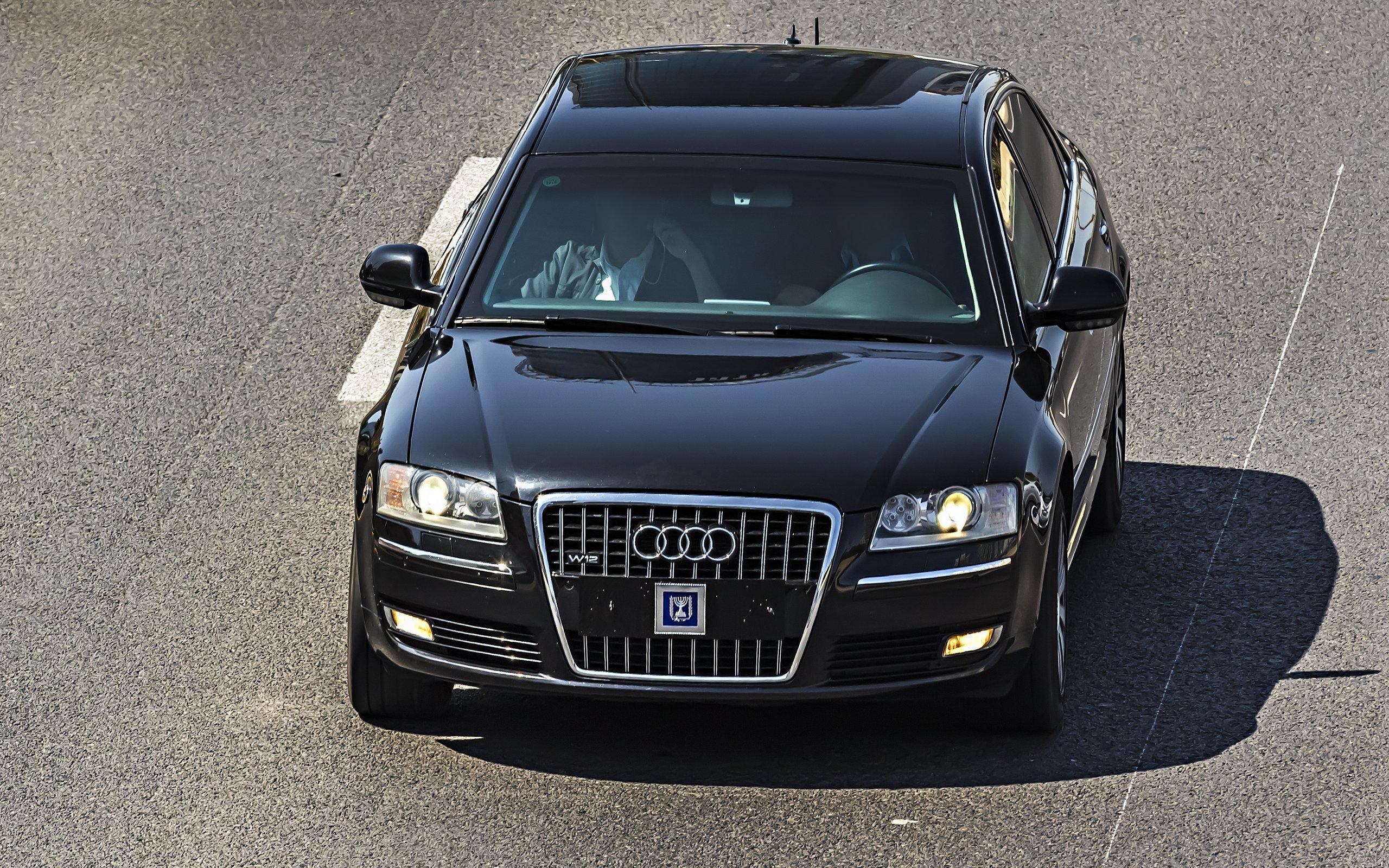 Audi A8 2560x1600 Pozad 237 Tapeta Na Plochu Pc Ke Stažen 237